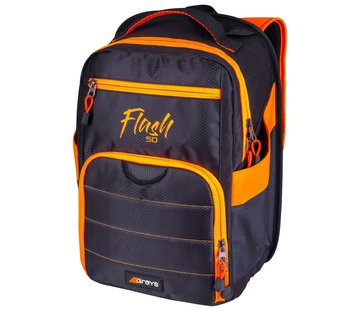 Grays Rugzak FLASH 50 Zwart/Oranje