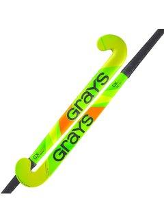Grays GX1000 Ultrabow Neon Grün