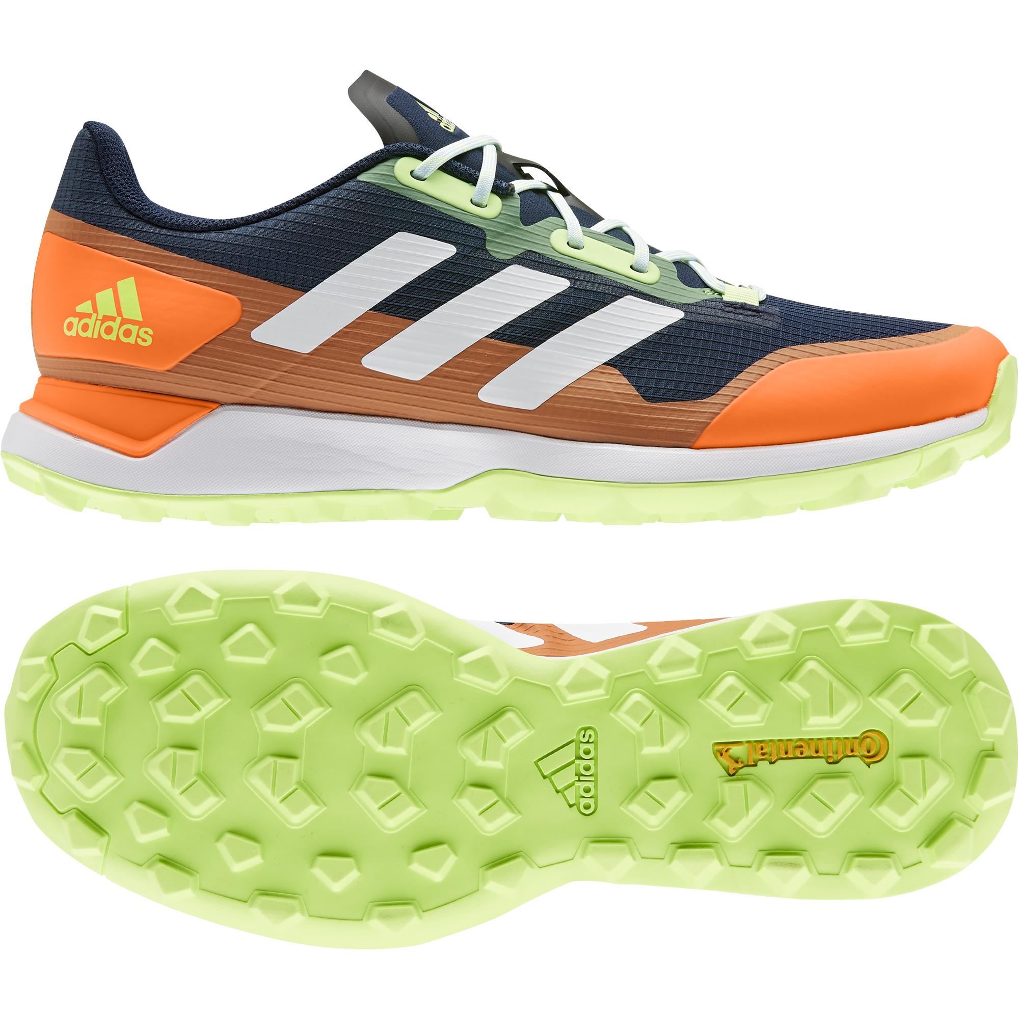Adidas ZONE DOX 2.0S hockey shoes 20/21 navy
