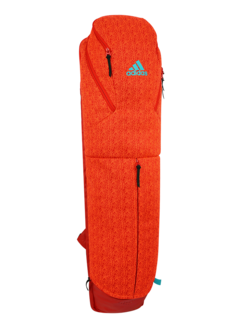 Adidas H5 Medium Stickbag Scarlet/Solar Oranje