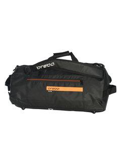 Brabo Duffle Bag Elite Black/White/Orange