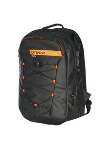 Brabo Backpack Jr Elite Black/Orange