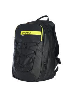 Brabo Backpack Jr Elite Black/Lime