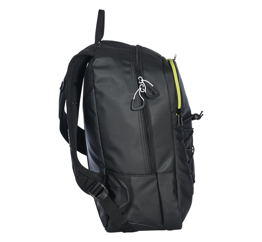 Backpack Jr Elite Black/Lime