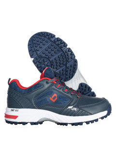 Brabo Hockey shoes Tribute Navy/Red