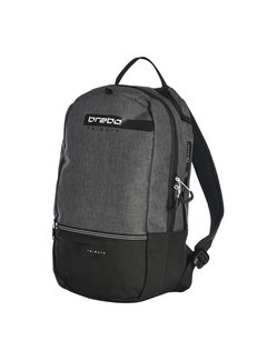 Brabo Backpack Tribute Jr Duotone Grey