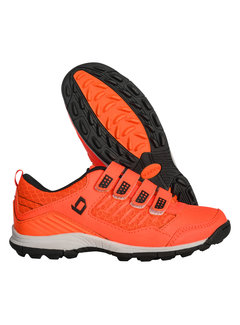 Brabo Hockeyschoenen klittenband Orange