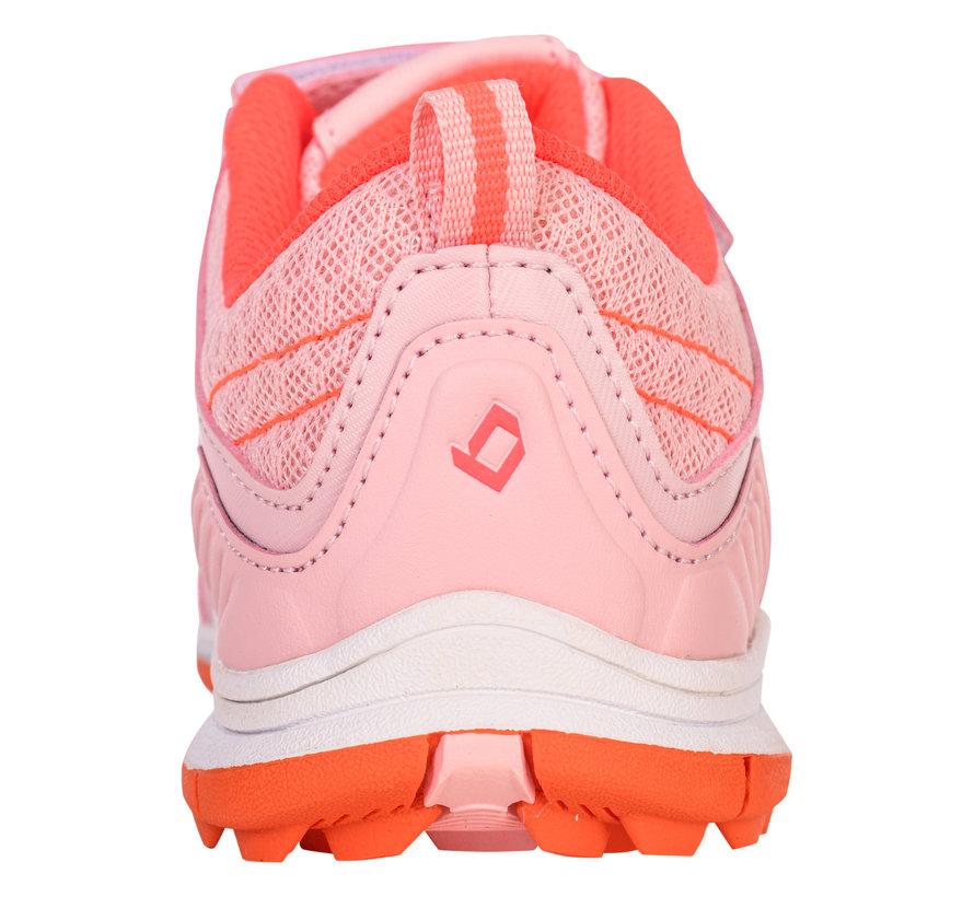 Hockeyschoenen klittenband Soft Pink