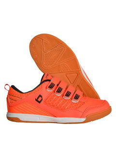 Brabo Indoor Hockey shoes velcro Orange