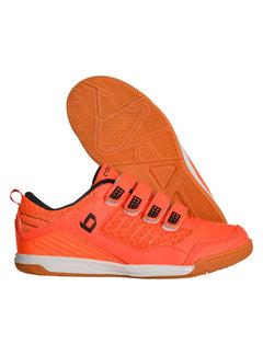 Brabo Zaal hockeyschoenen klittenband Orange