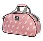 Shoulderbag Zebra Soft Pink