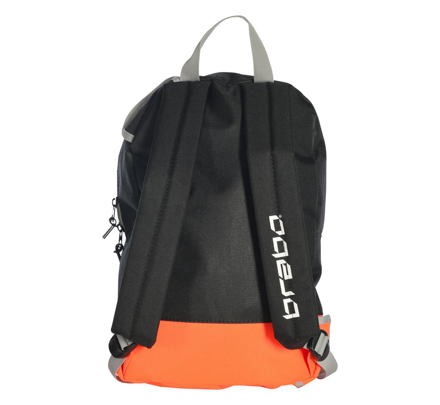 Backpack Storm original Black/Neon Orange