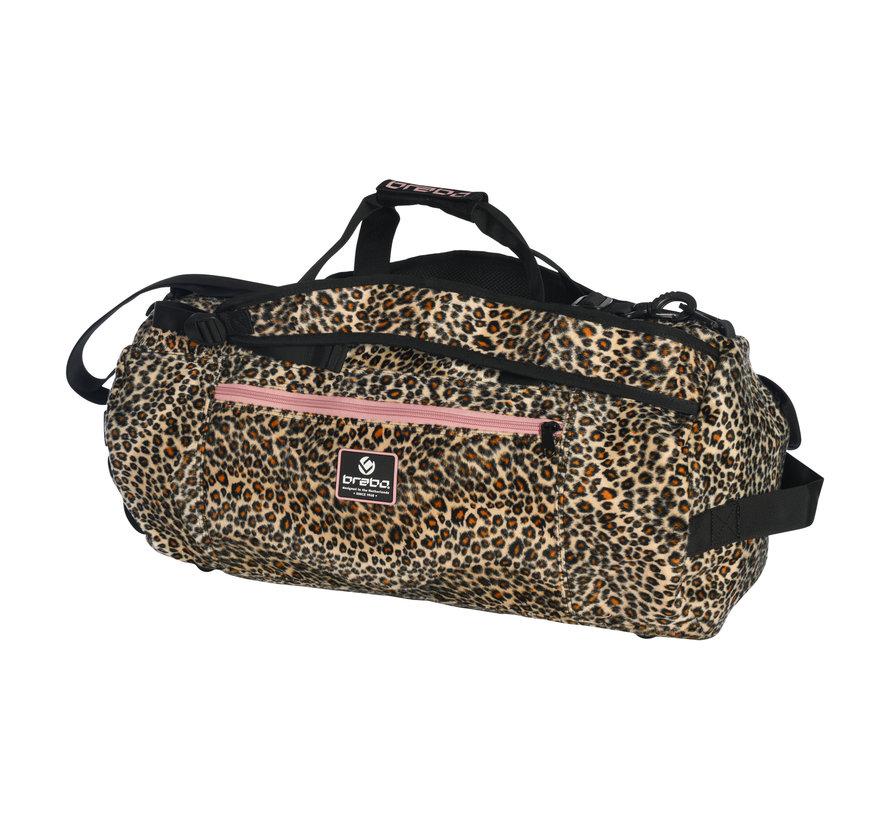 Duffle Bag Leopard