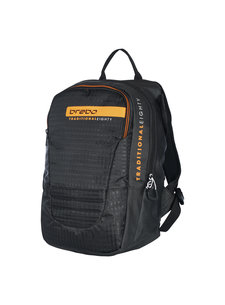 Brabo Backpack Traditional Jr Black/Neon Orange