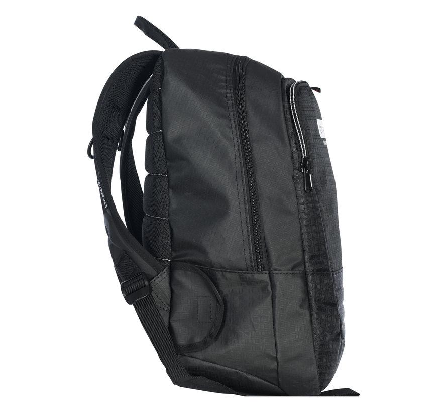 Backpack Traditional Jr Black/White