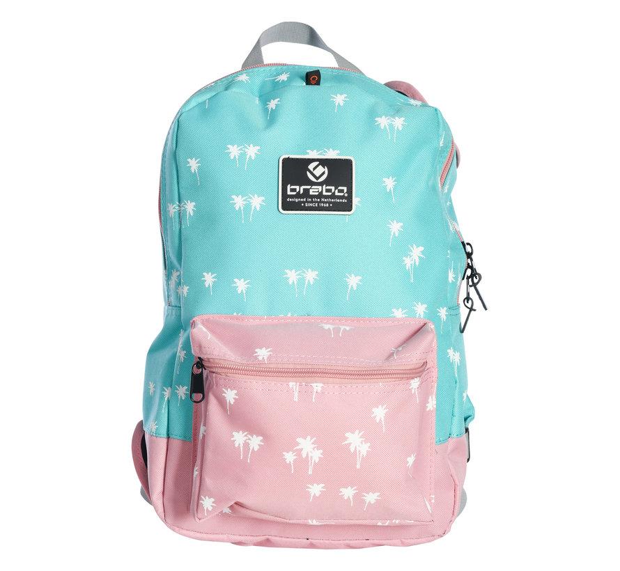 Backpack Storm Pastel Mint / Roze