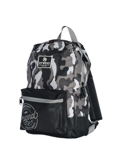Brabo Backpack Storm original Camo/Black
