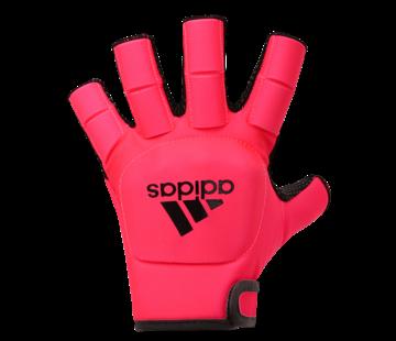 Adidas OD Glove 20/21 Signal Pink/Black hockey handschoen