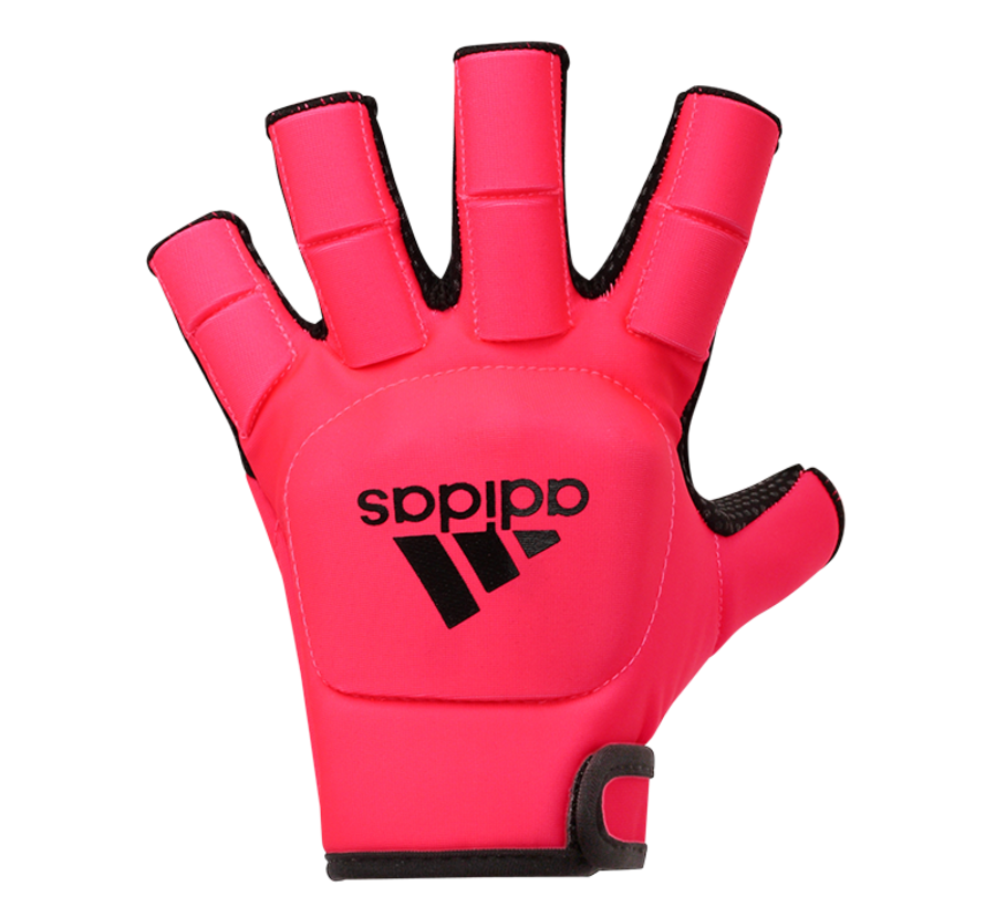 OD Glove 20/21 Signal Pink/Black hockey handschoen