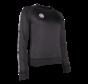 Women Sweater Poly Terry Zwart