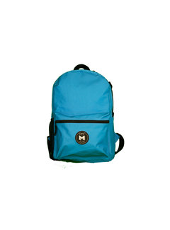 Malik Backpack Basic X20 blauw