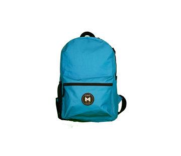Malik Backpack Basic X20 blauw