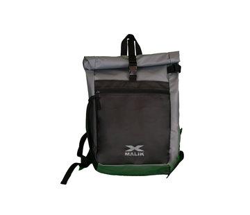 Malik Lifestyle Backpack X20 grey
