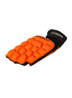 Brabo Foam Glove F4.1 zonder duim L.H. Orange