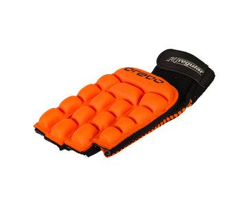 Brabo Foam Glove F4.1 w/o Thumb L.H. Orange