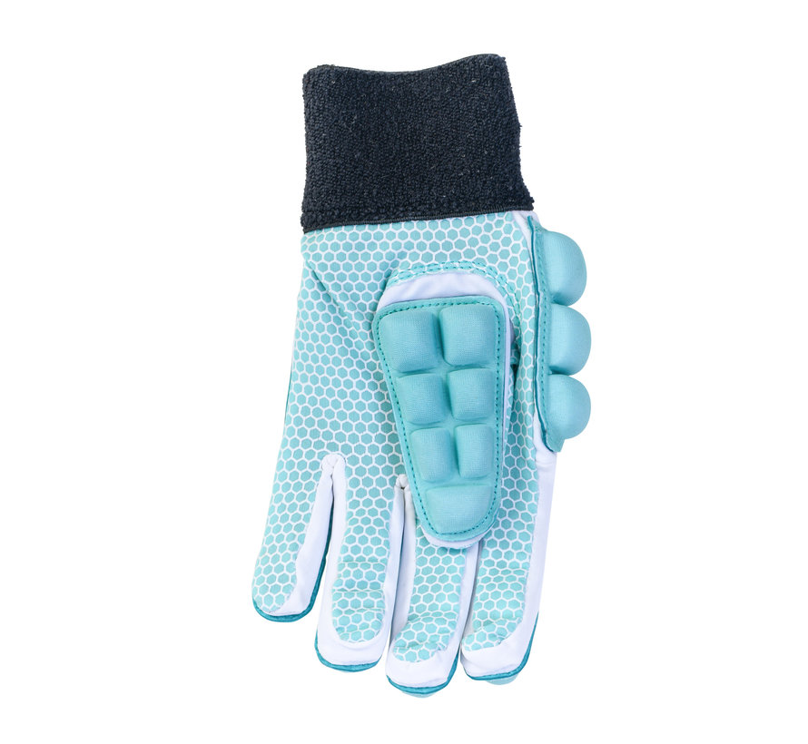 Indoor Glove F2.1 L.H. Aqua