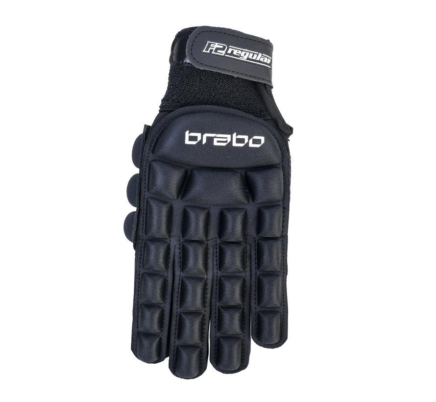 Indoor Glove F2.1 L.H. Schwarz/Schwarz