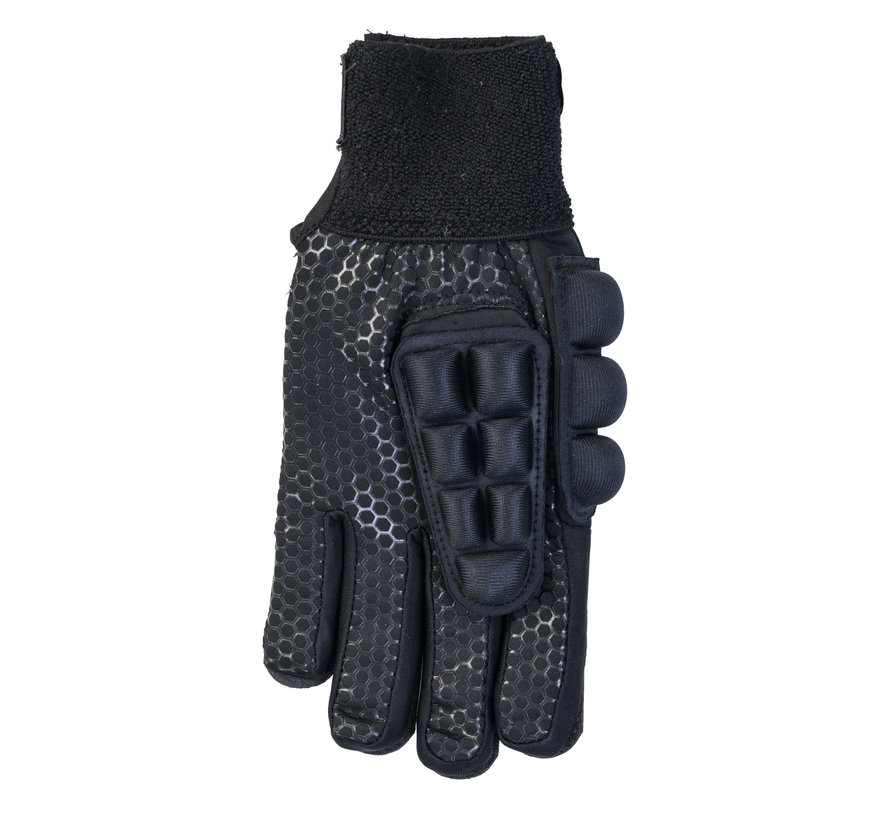 Indoor Glove F2.1 L.H. Zwart/Zwart
