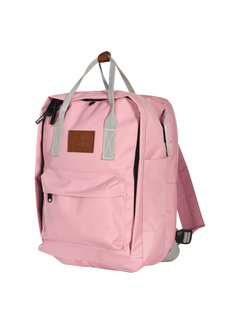 Brabo Backpack Street Pastel Soft Pink