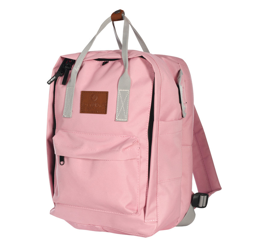 Backpack Street Pastel Soft Pink