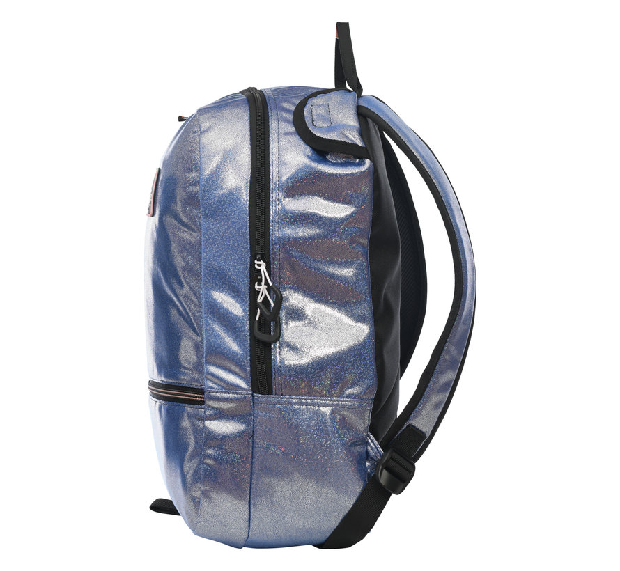 Backpack FUN Sparkle Blue