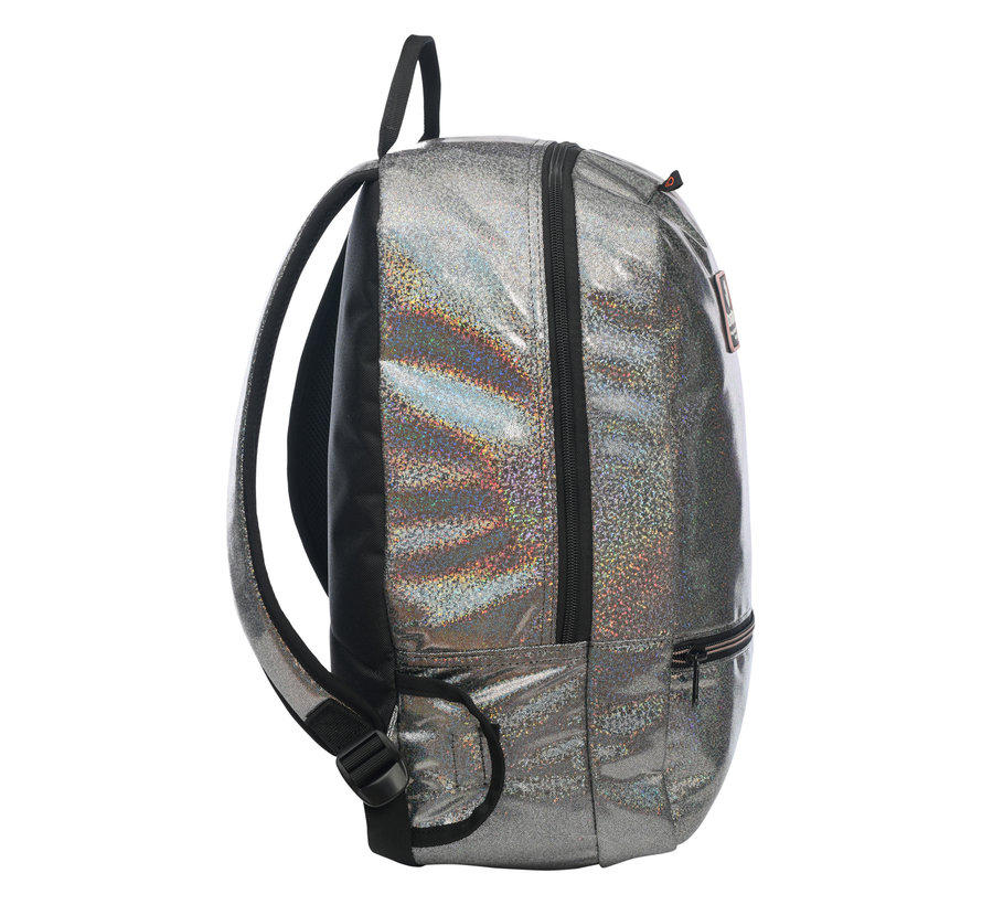 Rucksack FUN Sparkle Silver