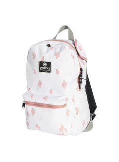 Brabo Backpack Storm Cactus White/Rose