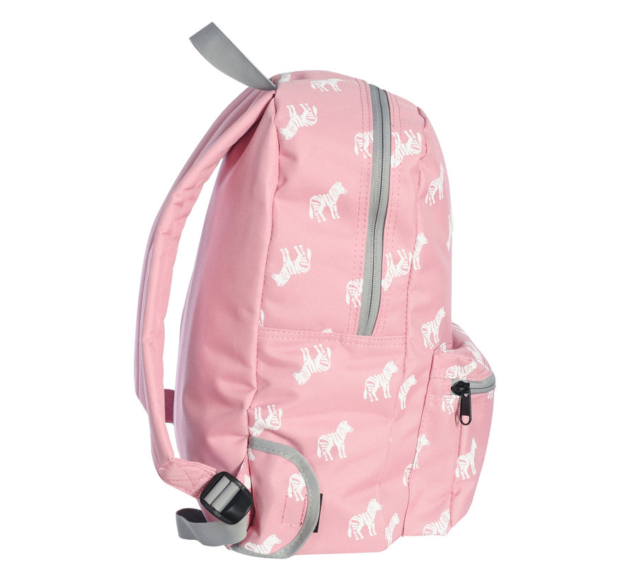 Backpack Storm Zebra Rose