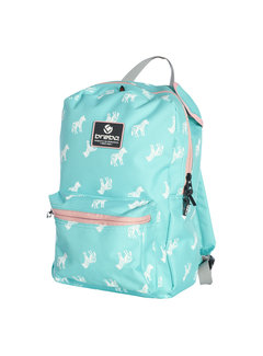 Brabo Backpack Storm Zebra Mint