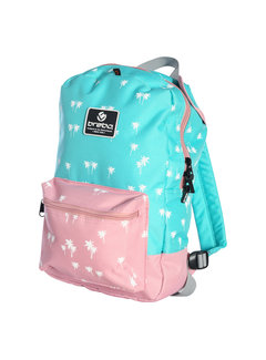Brabo Backpack Storm Pastel Mint/Pink