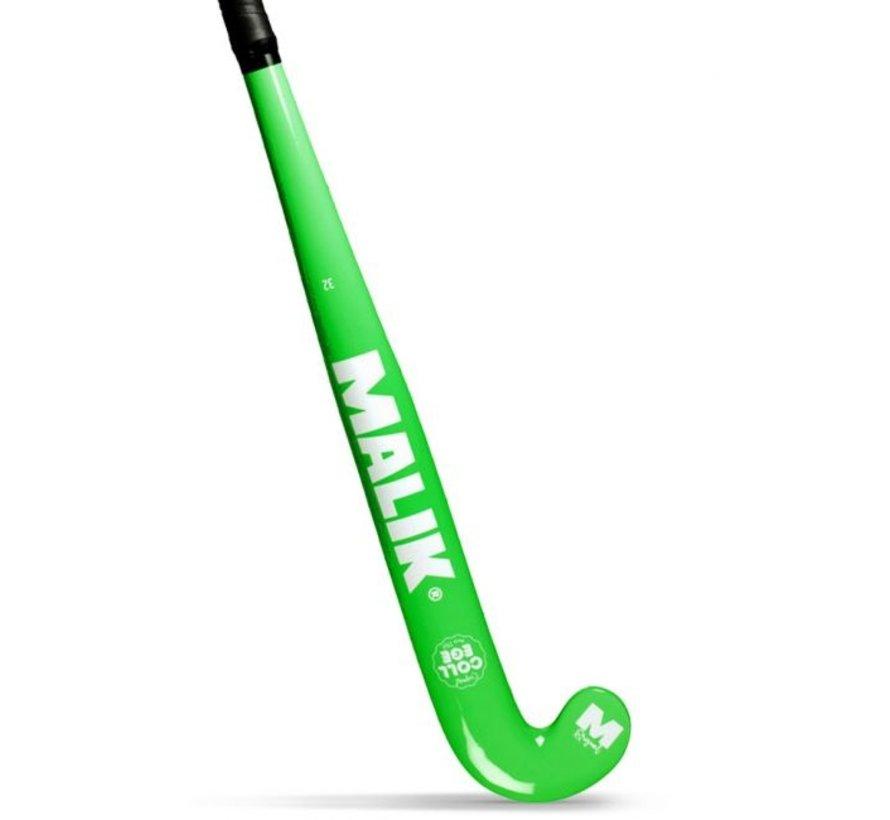 "College groen veld hockeystick 32"""