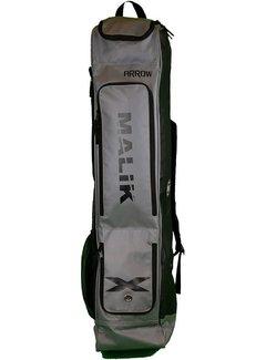 Malik Arrow Schlägertasche  X20 Grau