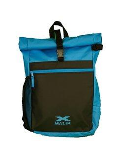 Malik Lifestyle Backpack X20 Blau