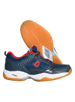 Brabo Indoor Hockey shoes Tribute Navy/Red