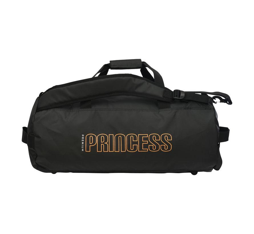 Duffle Bag Premium JC#7 Black/Orange