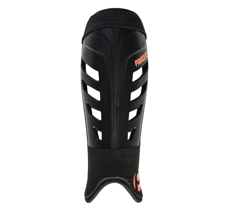Shinguard Premium 10 Star Black/Orange