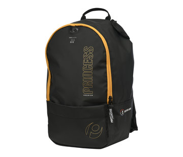 Princess Backpack Premium Jr Black/Gold