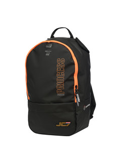 Princess Backpack Premium Jr JC#7 Black/Orange