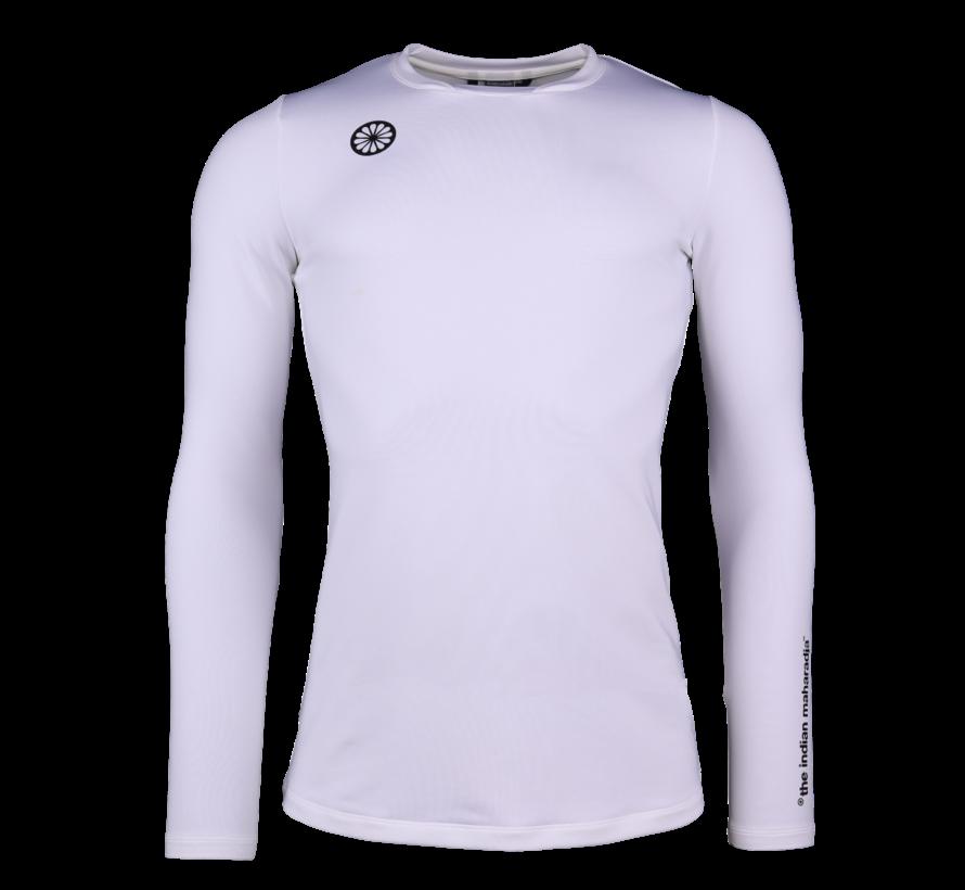 Heren Thermo shirt White