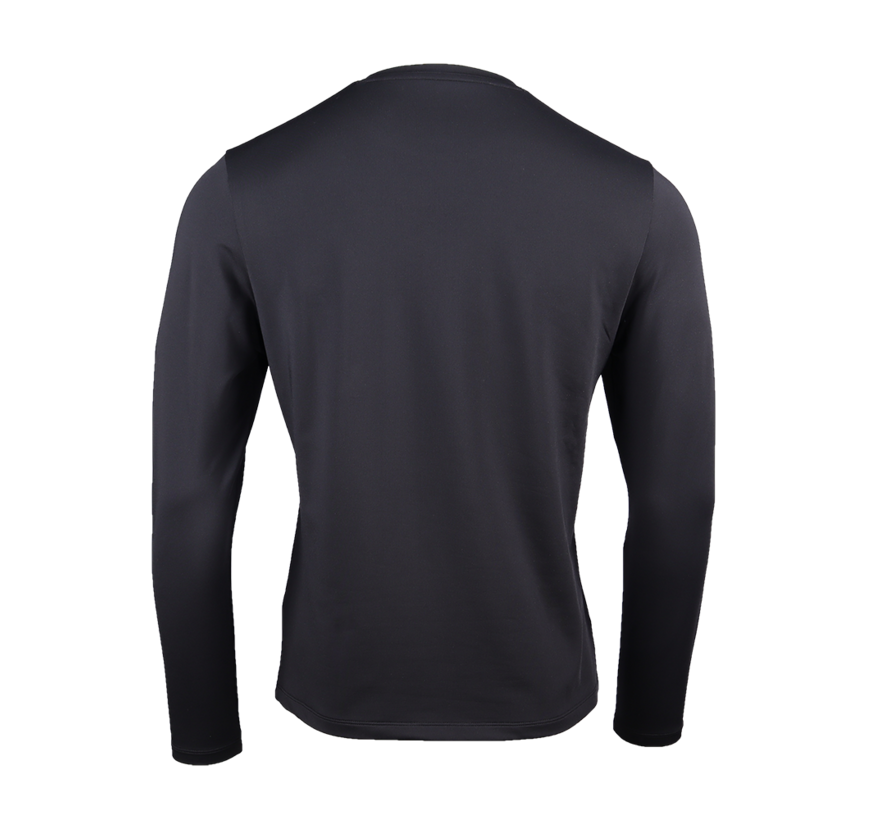 Kids Thermo shirt zwart